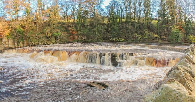 River Swale Richmond North Yorkshire