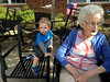20151020 - Grandma's birthday - Lincoln, Grandma - (by Dad)