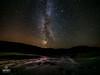 Milky Way over Garry Beach