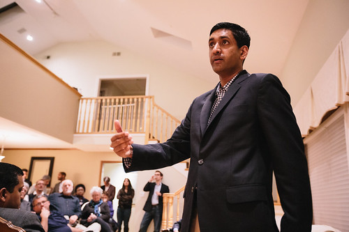 Ro Khanna & Jeremy Bird Event