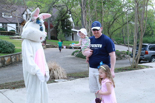 Easter Egg Hunt with Texas Ballet Theater