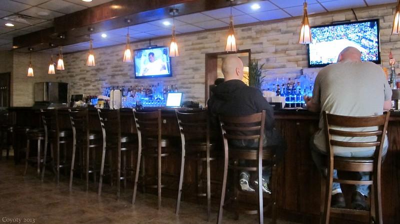 Izumi's bar