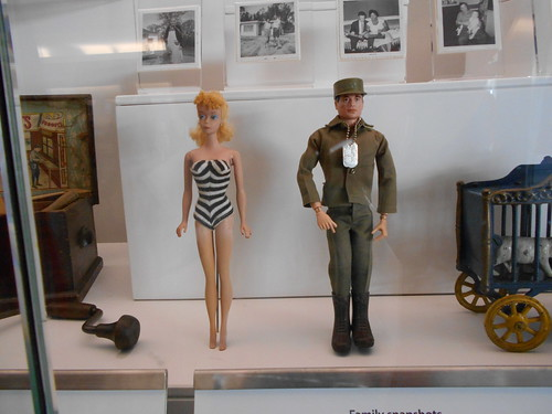 barbie and GI Joe