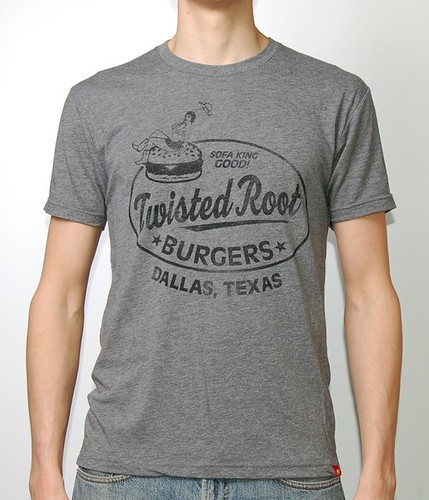 Twisted Root Shirt By Sportiqe Apparel