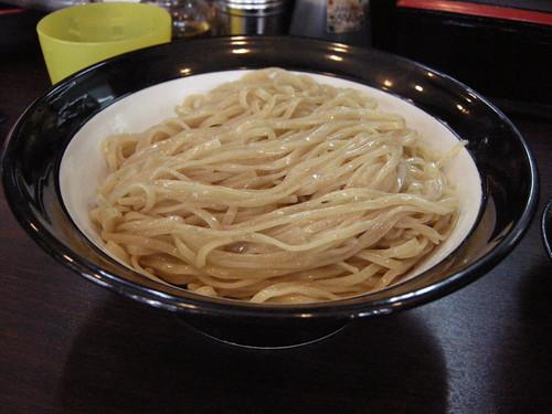 つけ麺エバ〜ゴールド
