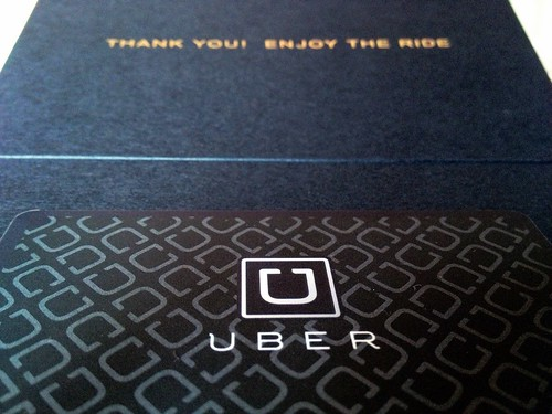 Uber $20 ride credit gift card