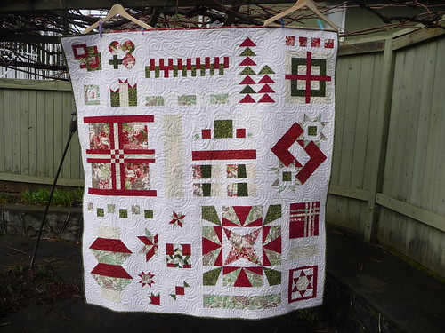 Christmas Quilt - Front