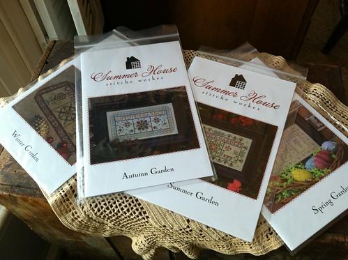 Garden Series Charts