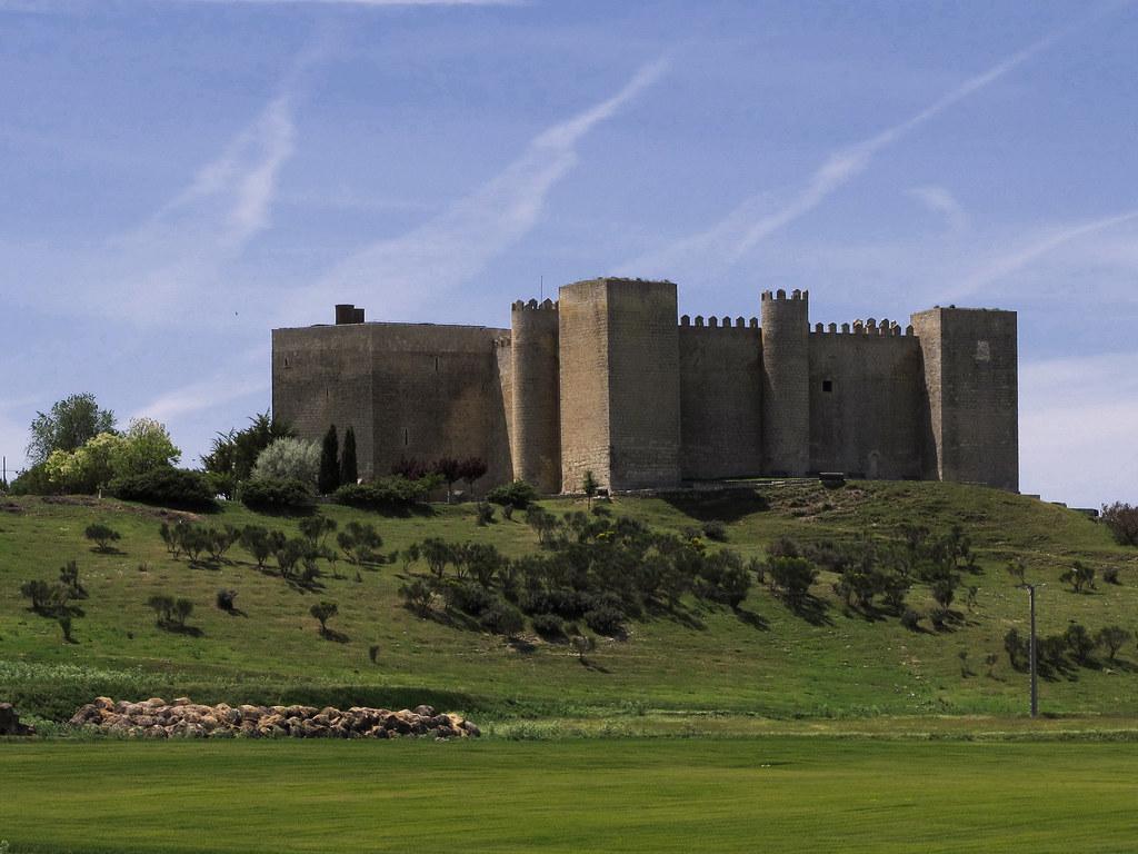 Castillo de Montealegre de Campos. Fuente