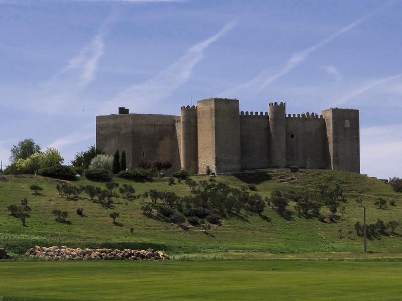Un Castillo de Castilla *  Montealegre de Campos (Valladolid)