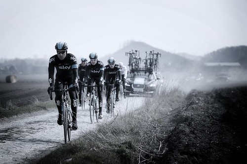 Recon Paris-Roubaix