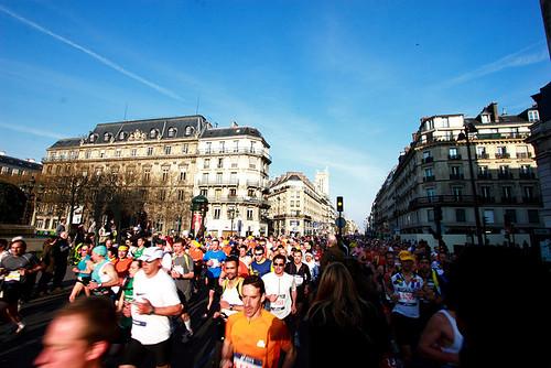 Парижский марафон 2013