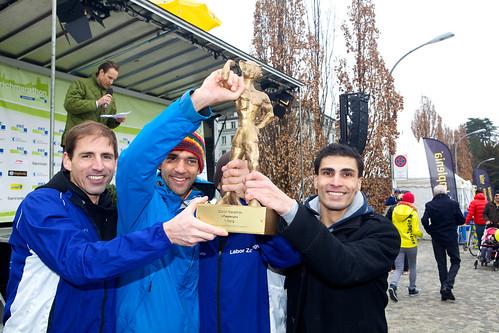 Sieger Zürich Marathon 2013