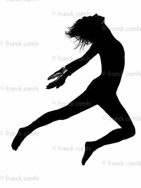 Recent Photos The Commons Getty Collection Galleries World Map App    Dancer Jumping Silhouette