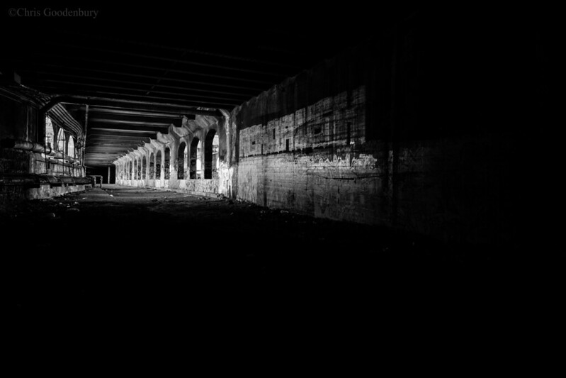 A Darkness by Day | Rochester Subway