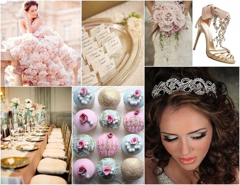 Regal Bridal Style