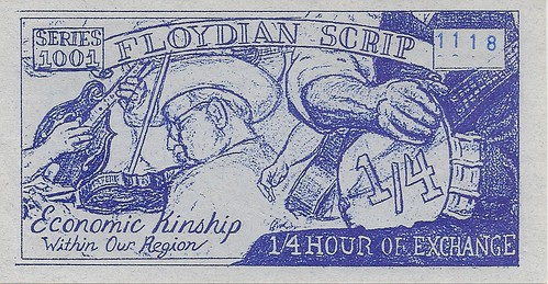 Floydian Scrip Quarter Hour