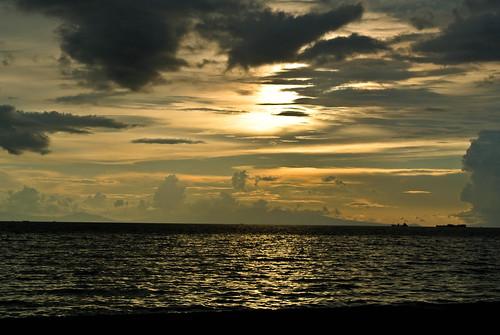 sunset manila manilabay