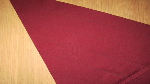 How to make bias binding step 3
