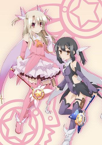 130415(2) – 電視動畫版《Fate/kaleid liner 魔法少女☆伊莉雅》鎖定7月開播,第2張海報與主角聲優一同發表!