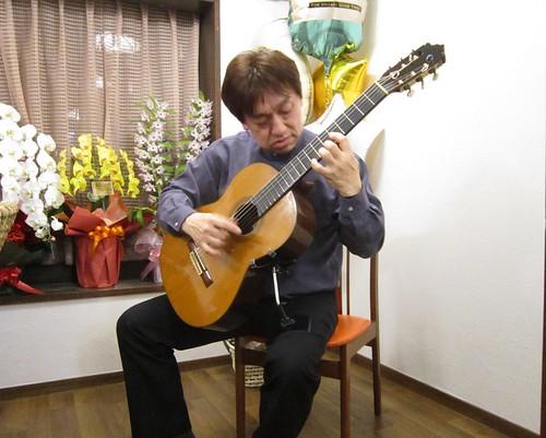 永島志基氏のギター演奏 2013年4月13日21:19 by Poran111