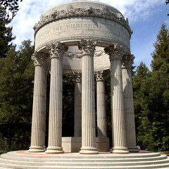 arch(0.0), ancient greek temple(0.0), ancient roman architecture(1.0), ancient history(1.0), landmark(1.0), architecture(1.0), roman temple(1.0), memorial(1.0), mausoleum(1.0), column(1.0),