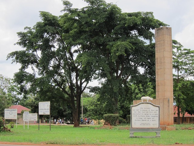 Joseph Kony and LRA Memorial