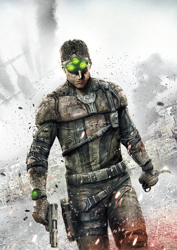 Splinter Cell Blacklist for PS3