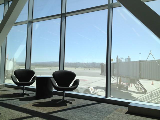 Gate in Terminal 2