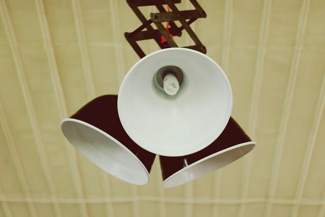 Lamp by Meizan Nataadiningrat
