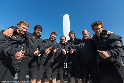 NEXT WORLD ENERGY/ Youth America's Cup