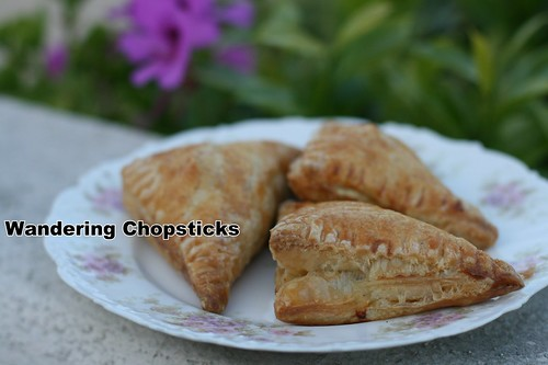 Banh Pa Te So (Vietnamese Pate Chaud (French Hot Pastry Pie)) 1
