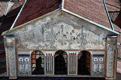 Exterior Mosaics on the Euphrasian Basilica of Porec