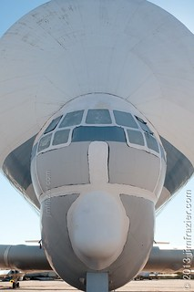 Aero Spacelines B-377SG Super Guppy Cargo Transport III