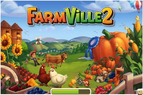 FarmVille 2 (Loading Screen)