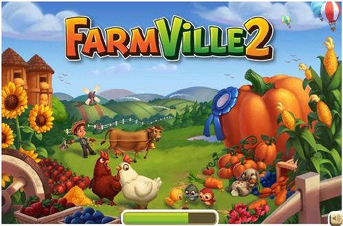 FarmVille 2 (Loading Screen)