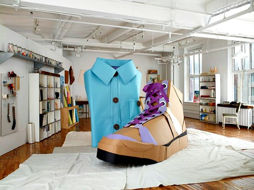 paper-sculpture-american-express-serve-ad