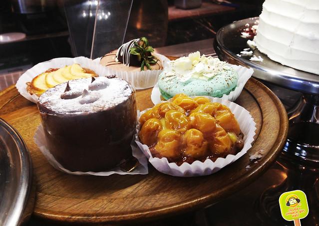 Treehaus - desserts