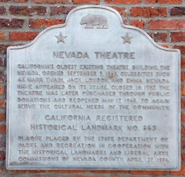 California Historical Landmark #863