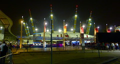 North Greenwich Arena, London 2012 Olympics
