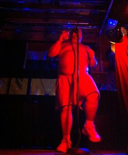 "Bearaoke #4: stomping to dance floor fascism classic ""The Politics of Dancing"""