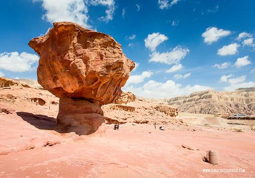 Israel - Neguev Desert - Timna Park 09