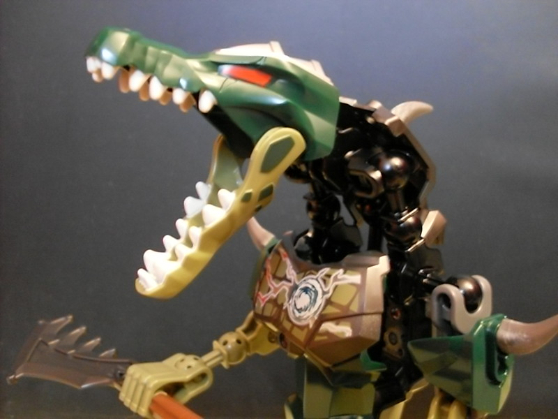 REVIEW: 70203 Chi Cragger - LEGO Action Figures - Eurobricks Forums