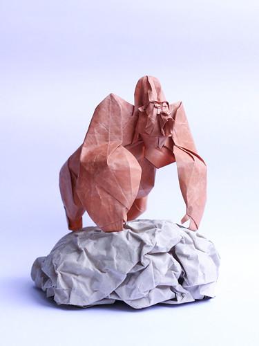 origami-gorilla