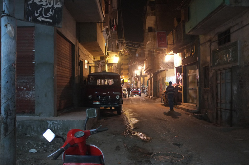 Mansoura Back Alley 1