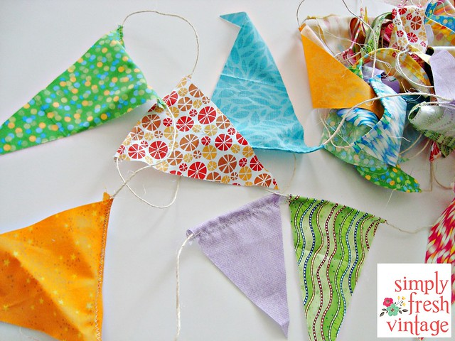 Quick & Easy Bunting ...