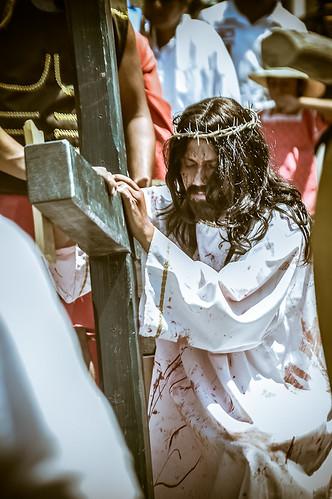 Vía Crucis en Chazumba (14)