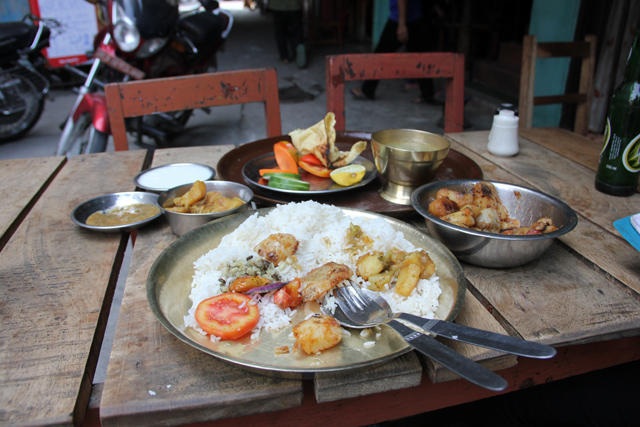 Dal Bhat: What You'll Be Eating in Nepal - Go Backpacking