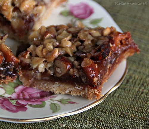 Plum & Oat Bars 7