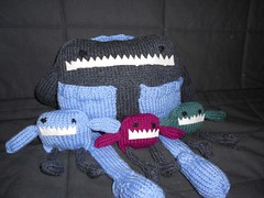 Knit Monster Mama